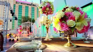 Wedding Preparation at Crowne Plaza Amman Terrace