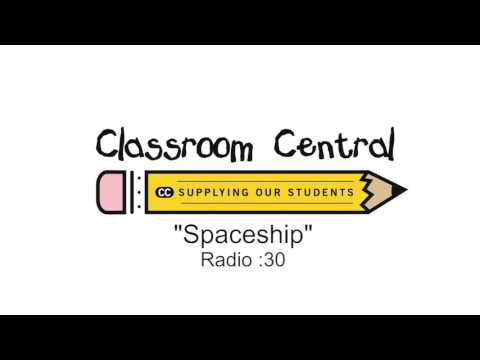 Classroom Central - Spaceship - Back To School Radio Ad