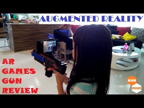 Augmented Reality (AR) Gun Games Review