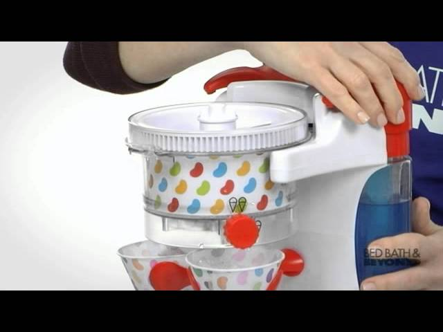 Jelly Belly Dual Ice Shaver at Bed Bath & Beyond