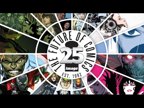 Image Comics 25th Anniversary