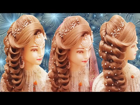 bridal-hairstyle-|-wedding-hairstyle-|-hair-style-girl-|-trending-hairstyles-for-long-hair