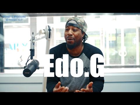 Edo.G Talks About His Relationship with Guru of Gangstarr: 'I met him in '85'