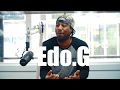 Capture de la vidéo Edo.g Talks About His Relationship With Guru Of Gangstarr: 'I Met Him In '85'