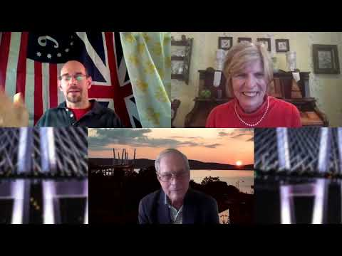 Indy Talks 23 - October 2020 - Connie Kehoe and Dr. Erik Weiselberg