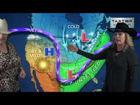 Today's Houston TX Weather Forecast - YouTube