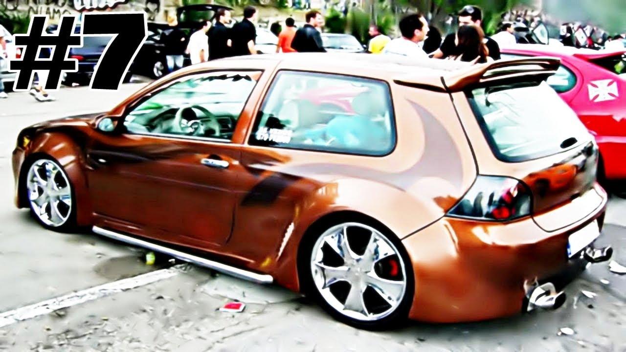 fotos de carros rebaixados e equipados