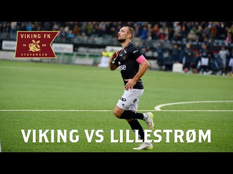 Viking Lillestrøm Goals And Highlights