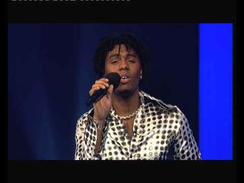 "Incredible audition David singing ""Lately"" by Stevie Wonder - Audition - Idols season 1"