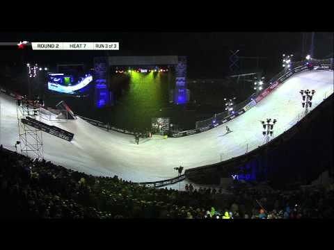 Roope Tonteri - Cab 1440 Indy at Billabong Air & Style Innsbruck 2013 - Round 2