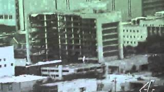 Oklahoma City Bombing-Demolition of Murrah Building