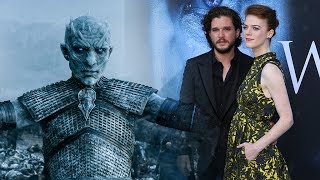 Winter arrives in L.A. for Game of Thrones launch