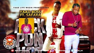 Yaad Boss Ft. Safara - Fvck Pon Hot [Audio Visualizer]