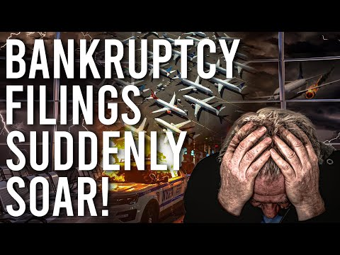 Bankruptcy Filings Suddenly Soar! Companies And Hospitals Closing All Over America