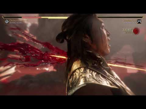 Mortal Kombat 11 Shang Tsung vs Erron Black  