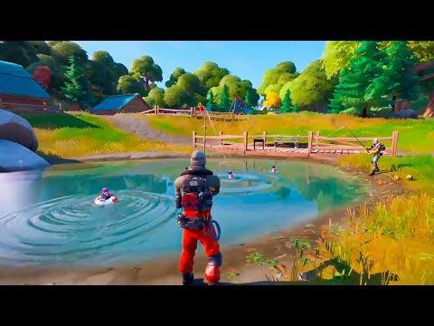 Welcome To Fortnite Chapter 2 - Season 1