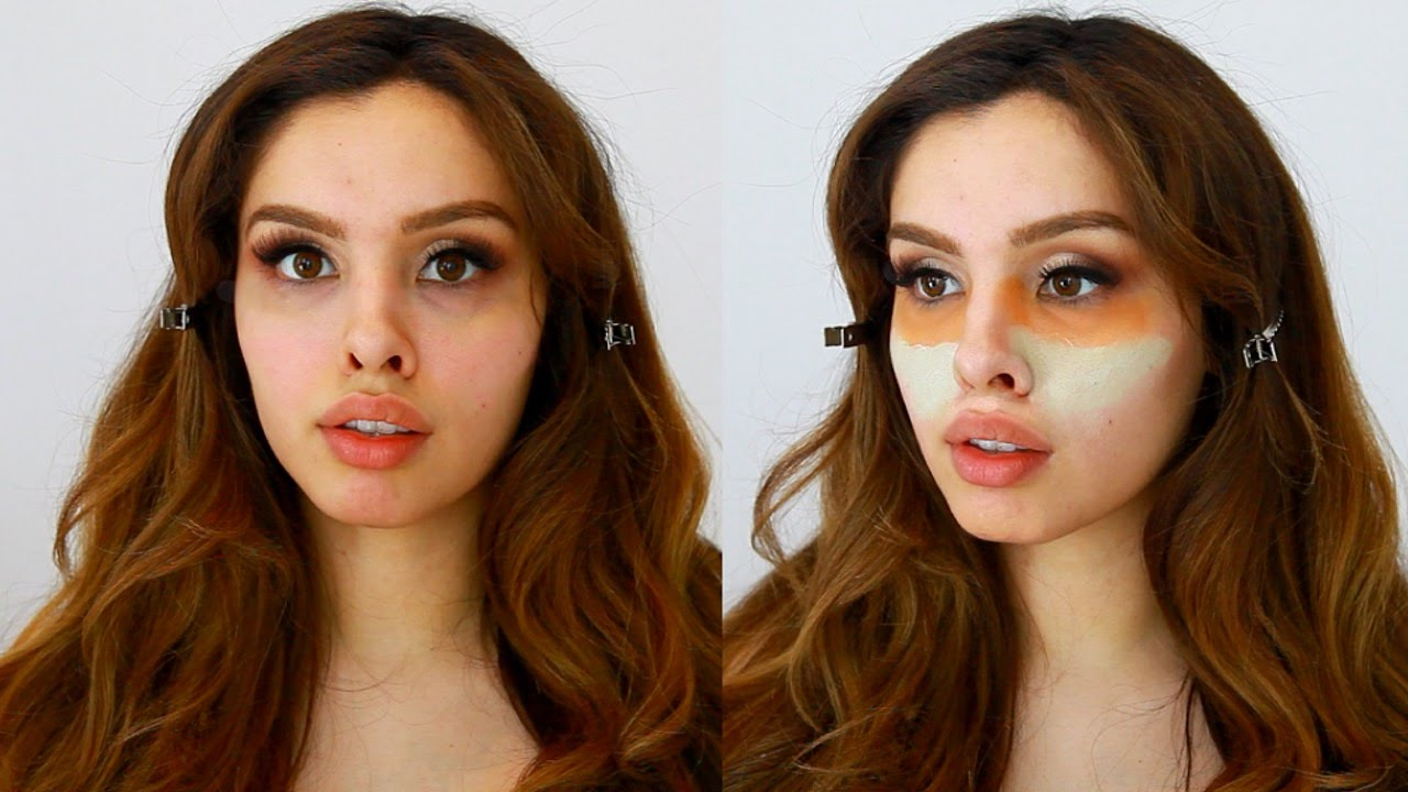 How To Color Correct Color Correction Makeup Tutorial