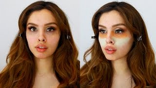 How to color correct: color correction makeup tutorial