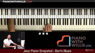 Learn Jazz Piano Today : Building Chords