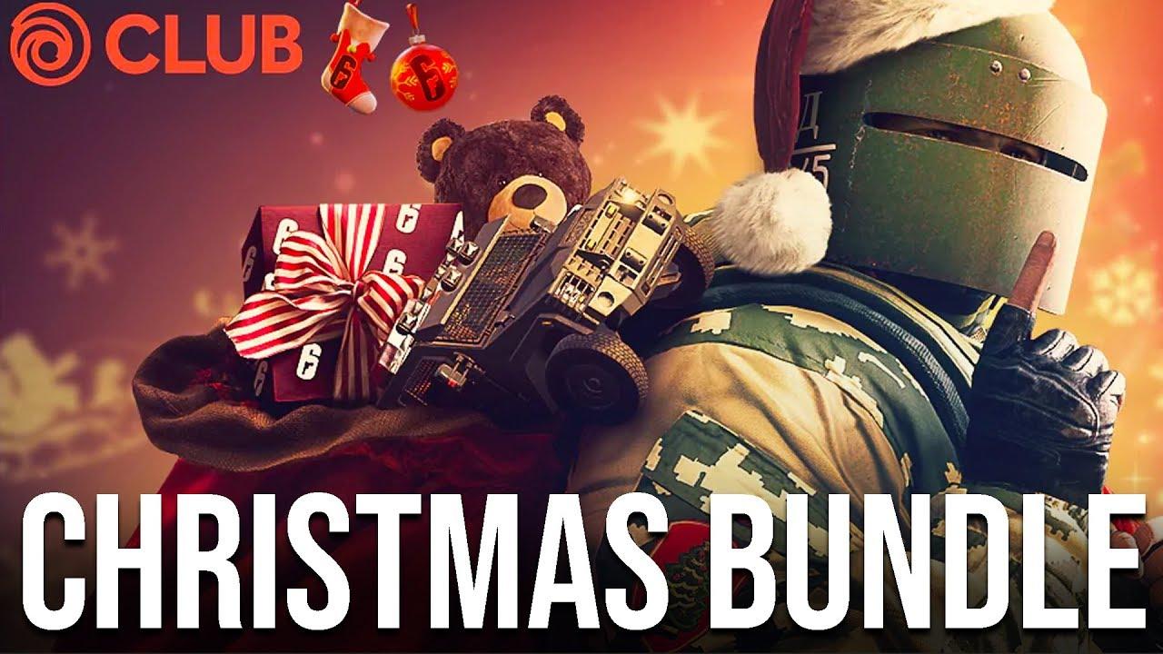Rainbow Six Siege Christmas 2020 Christmas Bundle + Possible Christmas Event   Rainbow Six Siege