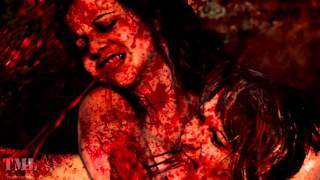 Vomit Of Torture - Menstruation In A Putrified Vagina ( Official Lyric Video )