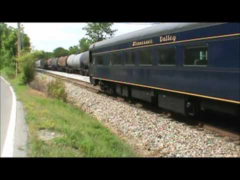 Southern Railway #630 to Cleveland, TN.: April 17, 2012 (Norfolk Southern Train #060)