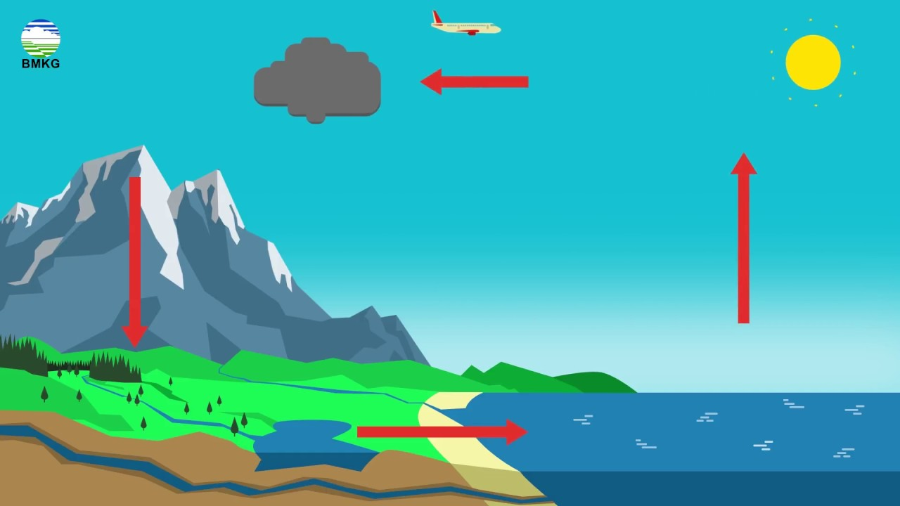 Animasi Edukasi Siklus Air  YouTube