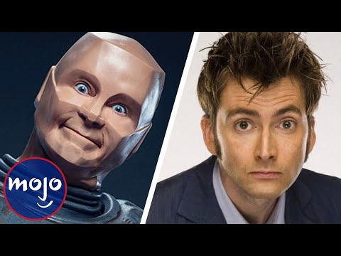 Top 10 Greatest British Sci-Fi Shows Of All Time