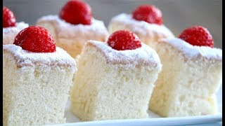 Video Jiggly Fluffy Sponge Cake download MP3, 3GP, MP4, WEBM, AVI, FLV September 2018