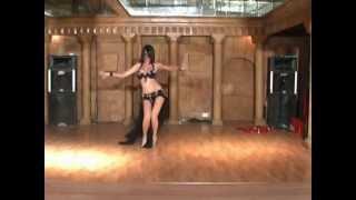 Daniela  Ochoa Mexican Belly Dancer