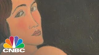 This Painting Could Fetch More Than $150 Million | CNBC
