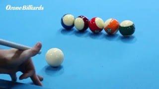 HOW TO do the Split Jump shot | Billiard Tutorials