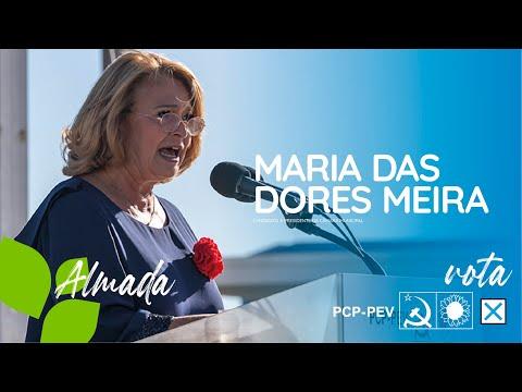 «Uma Almada maior será o nosso porto seguro»