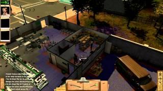 Dead State - Video di gameplay