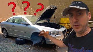 Volvo C70 T5 / Головоломка с пропавшей компрессией раскрыта !