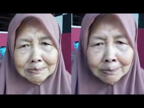Viral Video Ibu Minta Dijemput di Panti Jompo: Nak Kalau Masih Sayang, Jemput Emak di Sini Menderita