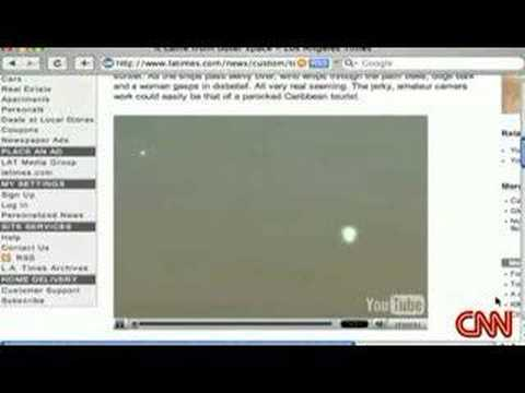 UFO over Haiti proven to be fake by LA Times reporter