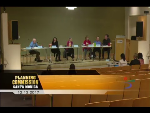 Planning Commission Meeting December 13, 2017