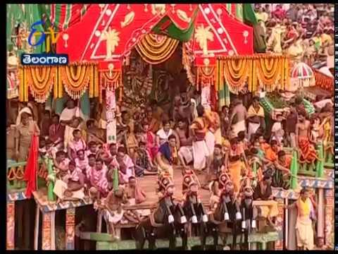 Watch   Puri Jagannath Rath Yatra Celebrations Begin Amid Tight Security