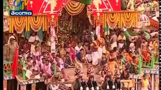 Watch | Puri Jagannath Rath Yatra Celebrations Begin Amid Tight Sec...