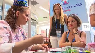 Историю возникновения татарской тюбетейки рассказали гостям пресс-центра ЧМ в Казани