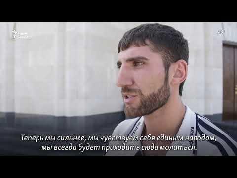 В Армении открылся самый большой в мире храм езидов
