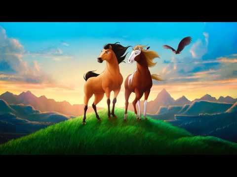 Spirit The Stallion Of Cimarron Brothers Under The Sun & Kindred Spirit