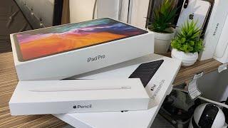 Unboxing iPad Pro 12.9 2020 (4th generation)