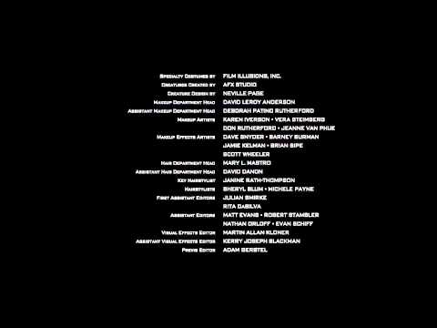 Star Trek Into Darkness - End Credits
