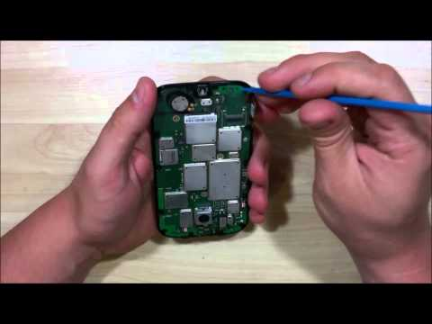 Motorola MOTO E Screen Replacement - Disassembly