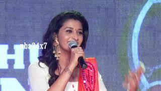Meyatha Maan Audio Launch | Vaibhav | Priya Bhavanishankar | Karthik Subbaraj | nba 24x7