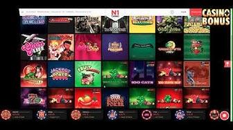 💨 20 Freispiele ohne Einzahlung mit dem N1 Casino Bonus - Jetzt holen!