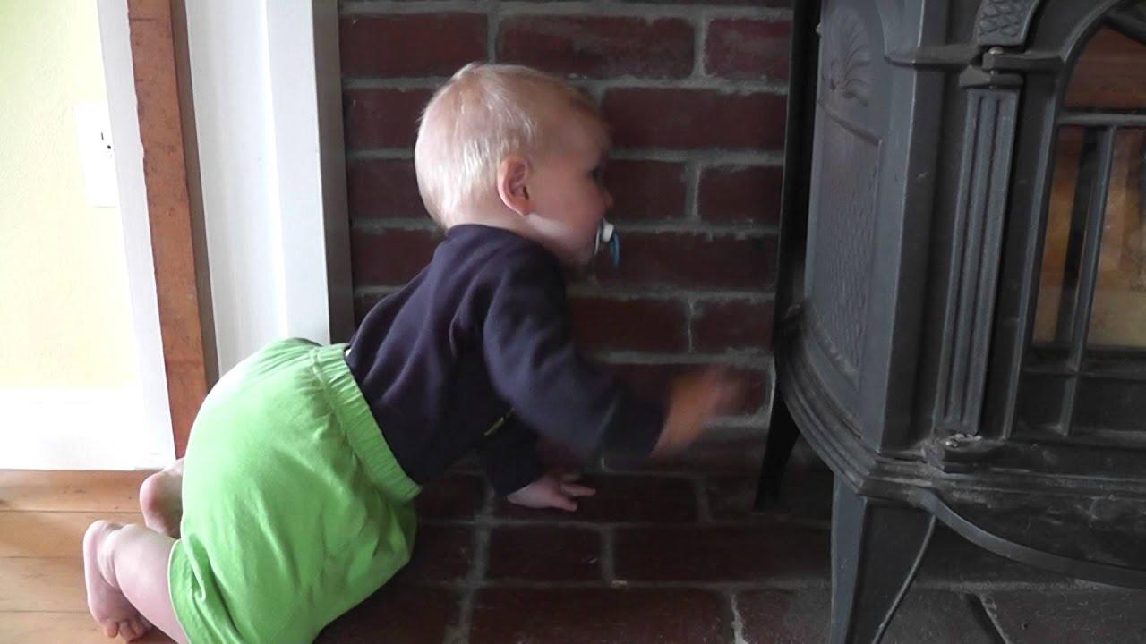 The Fireplace Heat Shield Youtube
