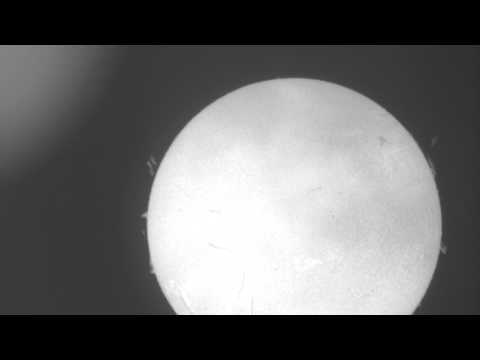 Monrovia High School Solar Astronomy May 2014